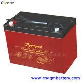 Batterie solari ricaricabili 12V 100ah del gel per la Banca di potere 48V