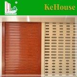 Material de acero galvanizado de buena calidad de laminación manual puerta hecha en China