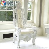 Стул Hly-Sf83 короля и ферзя трона венчания хорошего качества популярный