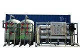De Installatie van de Ontzilting van het Zoute Water van het Systeem van het Type RO van container