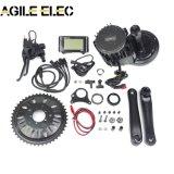 Agile 48V 750W Bafang Kit de mediados de Motor con batería de litio