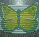 Циновка любимчика PVC Anti-Slip (B16313)