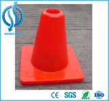 Cone novo do PVC do fabricante 30cm, cone da segurança de estrada mini
