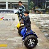 Motor sin escobillas de 4000W suciedad Bik equilibrio autónomo E-Scooter eléctrico