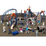 Cour de jeu extérieure de série s'élevante pour des parcs d'attractions d'enfants