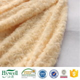 100% Polyester Software Toys Fur Fabric for Teddy Bear
