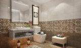Baumaterial-glasig-glänzende keramische Wand-Fliese für Badezimmer-Dekoration