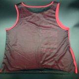 Maglia Sleeveless del prodotto del panciotto della maglia di estate di stile della maglia respirabile su ordinazione calda del volontario