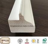 Compuesto de plástico madera OEM marco de la ventana
