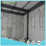 Aislamiento térmico de bajo coste Zjt EPS de paneles sándwich de cemento para la pared interna