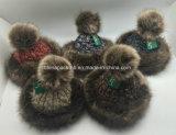 Cappello di pelliccia caldo del Beanie di Witer (CPHC7027L)