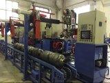 Máquina circunferencial de la soldadura continua del MIG para el cilindro del LPG