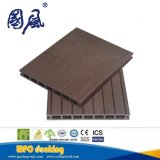 25*234mm Carte Composite Decking creux de plein air
