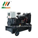 판매를 위한 자동차 열려있는 유형 Yangdong 힘 디젤 엔진 발전기 15kw