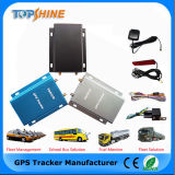 Fahrzeug GPS-Verfolger mit 2 Kraftstoff-Fühler-Temperaturfühler