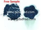 PP/PE blaues Masterbatch für Plastikspritzen