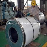 Lamiera di acciaio d'acciaio di colore della bobina Ss40 Ral5012 del cappotto di colore di PPGI PPGL in bobina