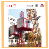 Passagier-Heber-/Construction-Hebevorrichtung der Tdt Qualitäts-Sc200/200/Gebäude-Hebevorrichtung