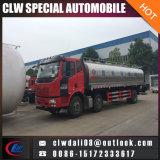 ミルク配達ステンレス鋼のタンク車のためのミルクタンクトラックタンクトラック