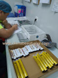 Tubos cosméticos de la impresión del OEM, tubos de empaquetado del metal
