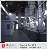 El polvo de yeso de ahorro de energía que hace la máquina Línea de producción