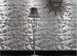 Панель стены толщины PVC доски 1mm стены стены предпосылки TV декоративная выбитая 3D