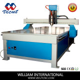 L'acrylique Aluminium Cuivre machine CNC de gravure