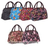 2017 sacs neufs de femmes de sacs à main de femmes de sac de déjeuner de mode imperméabilisent le sac estampé de déjeuner de cadre de déjeuner pour des couleurs du sac 22 de pique-nique de gosses