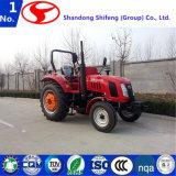Reso in Cina trattore agricolo/giardino/azienda agricola/prato inglese/compatto/diesel/rotella 90HP