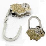 Gancio Glittery del sacchetto di figura delle pecore con il diamante d'imitazione