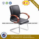 고전적인 디자인 나무로 되는 팔 호텔 수신 로비 의자 (HX-OR003C)
