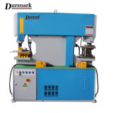 Perfuração hidráulica do Ironworker do tipo de Durmark e máquina Drilling