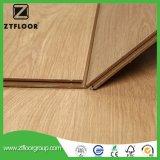 carrelage stratifié par HDF en bois de surface de texture de configuration neuve de 12mm