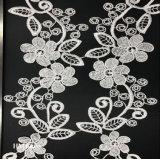 Белый цветок пары облицовки Foral два чемодана для джинсы кузова 149
