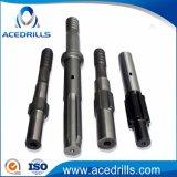 De Adapters van de Steel van het Hulpmiddel van de Boring van de Installatie van de boor T38 R32 voor Atlas Copco