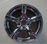 PVD легкосплавные колесные диски хром покрытие машины