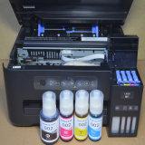Inchiostro compatibile per l'inchiostro della tintura della bottiglia della ricarica di Epson 002