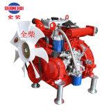 De kleine Dieselmotor van de Macht, de Motor van de Generator, Diesel Motor, Generator