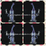 Fabrik-Preis-neuestes populäres Glaspfeife-Glaswasser-Rohr