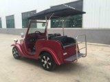 6-местный батареи электрического топливного Vintage Car Classic поле для гольфа тележки тележки