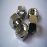 El grado 4.8 8.8 DIN 934 tuercas hexagonales de acero al carbono