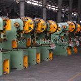 Máquina da imprensa de perfuração do C da imprensa de potência mecânica da máquina de carimbo 80ton do metal J23