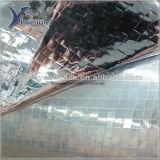 Isolation thermique mince en aluminium Sislation soutenu l'isolement pour la construction de la toiture et le mur