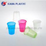 9oz blauwe Plastic het Drinken van de Kleur Kop