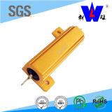 Resistor Wirewound fijo del extractor del resistor del poder más elevado Rx24