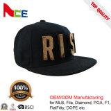 金属板の習慣によって刺繍される明白なFlexfitの大人の方法急な回復の帽子