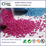Rode Kleur Plastic Masterbatch met Goede Prijs