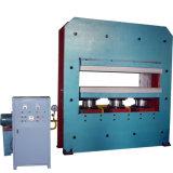 Qualitäts-Gummifußboden-Fliese-vulkanisierte Matten-vulkanisierenpresse-Maschine