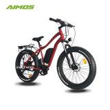 2018 Aimos bicicleta eléctrica potente 1000W Ebike Ebike Fatbike/integrado