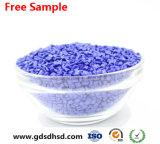 Colore blu Masterbatch di calcio del CaCO3 Nano del carbonato